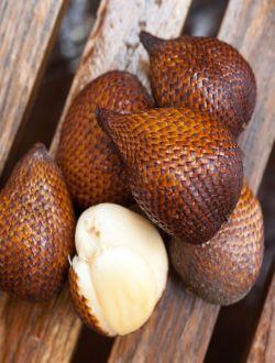 Salak (Snake fruit) meyvəsi