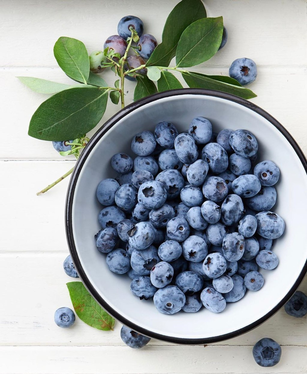 Blueberry (Голубика) meyvəsi